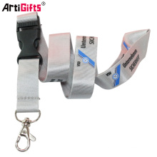 Cheap nylon keychain lanyard for promotional